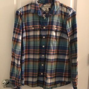 Jcrew button down size 00